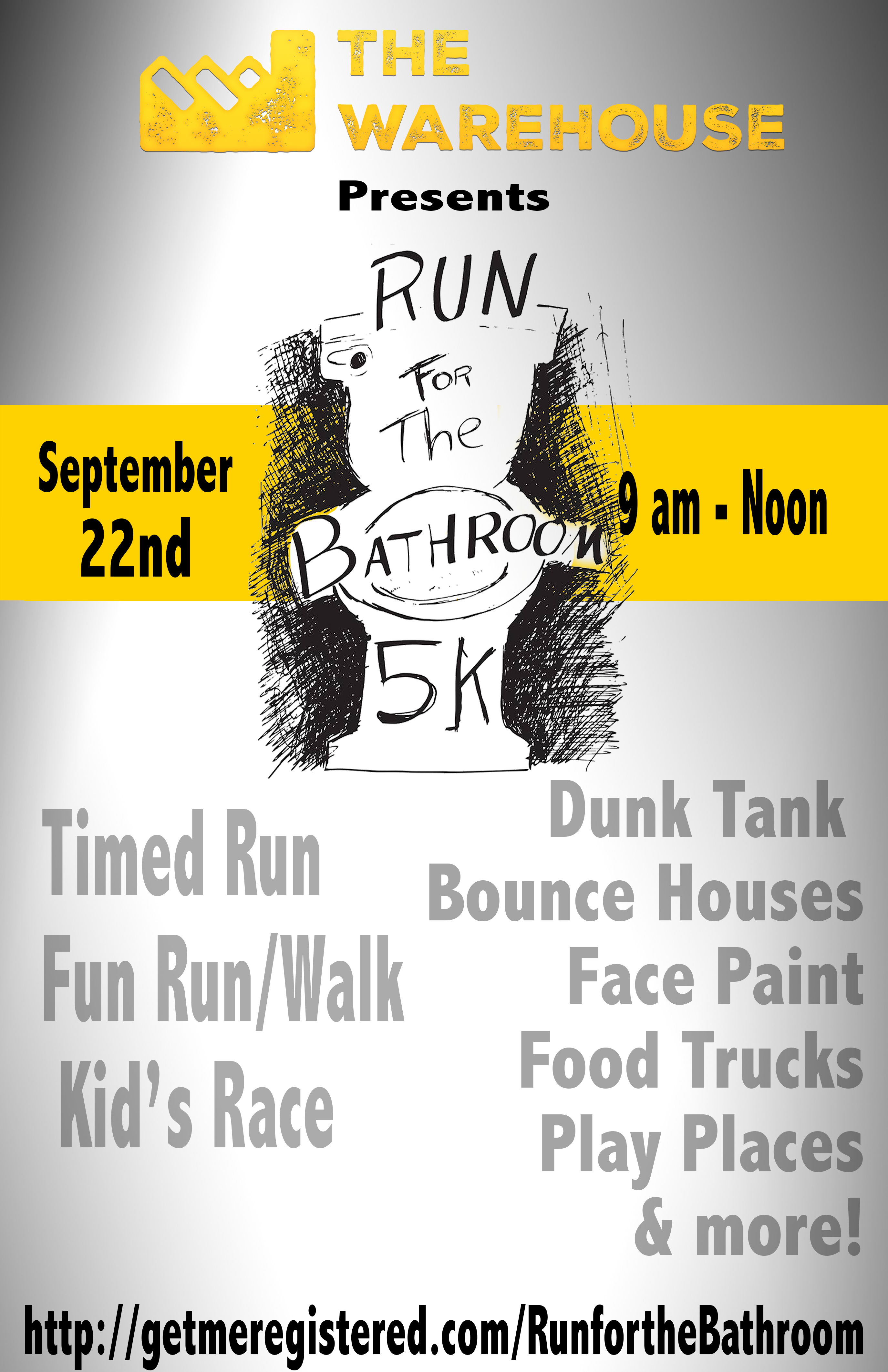 5k Big Poster Run Times