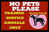 service animals - website icon